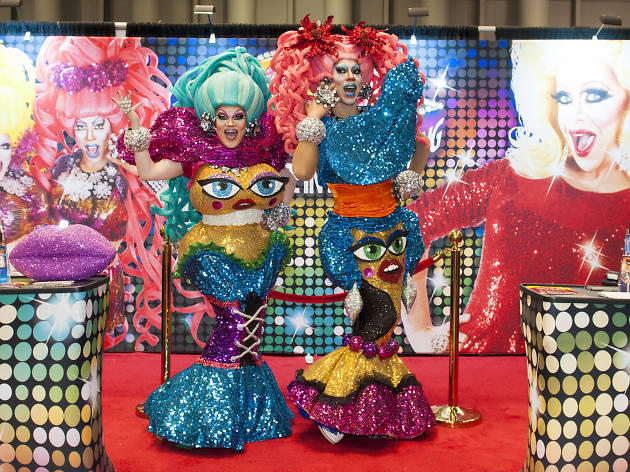 Feast your eyes on these images from RuPaul's DragCon NYC