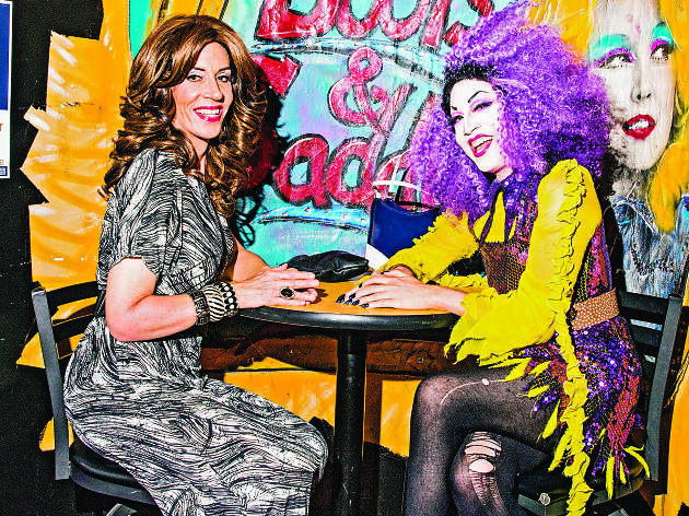 The state of NYC drag, according to two dope queens