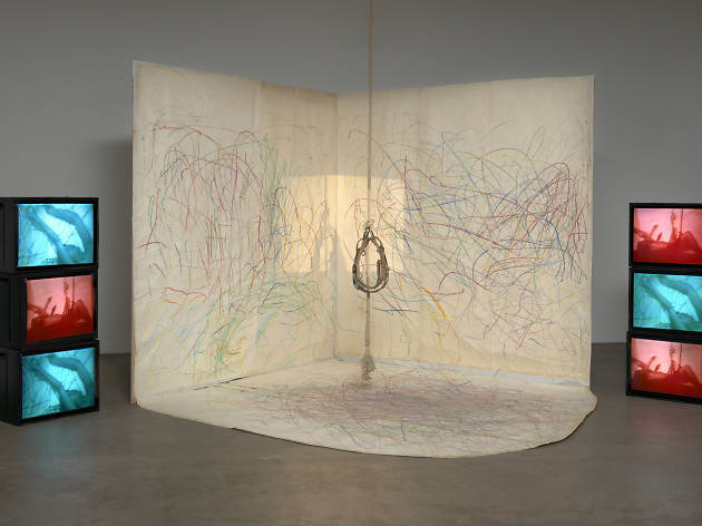 Carolee Schneemann, Up to and Including Her Limits, 1973–76