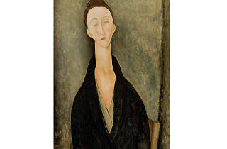 Amedeo Modigliani, Lunia Czechowska, 1919