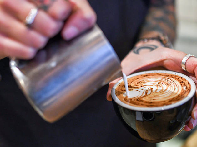 The best coffee in the Melbourne CBD