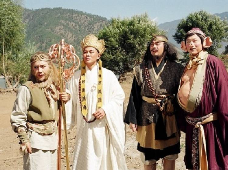 Journey to the West《西遊記》(1996)