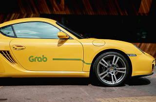 Grab Supercar