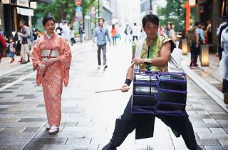 日本橋 熈代祭 江戸あそび~伝統文化フェスティバル~
