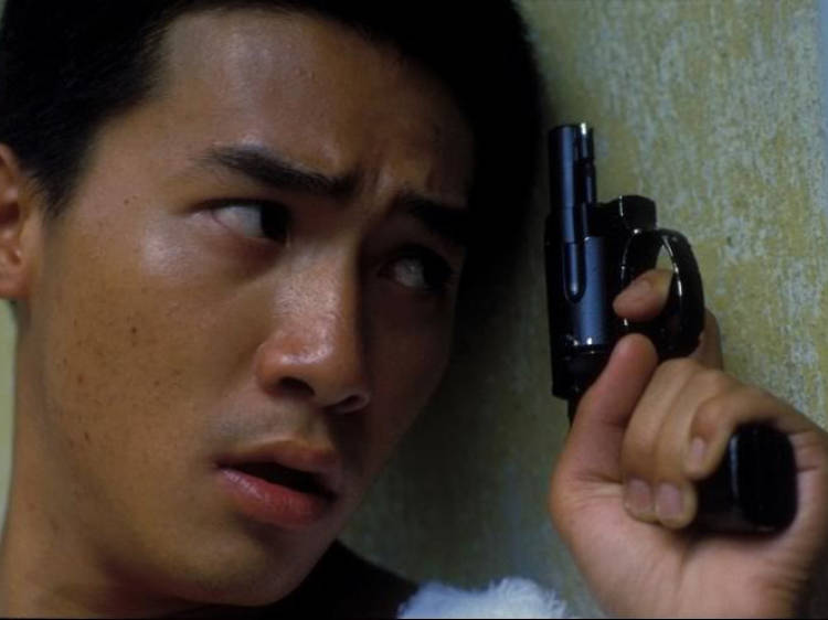 Police Cadet《新紮師兄》(1984)