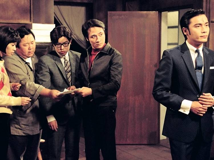 What are the best Hong Kong dramas?