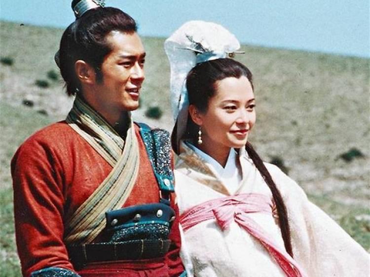 A Step into the Past《尋秦記》(2001)