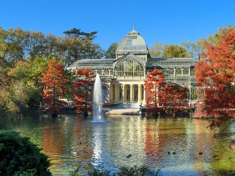 5 motivos para visitar Madrid este otoño