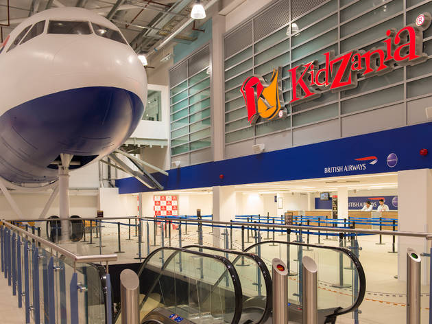 Kidzania Attractions In Shepherd S Bush London