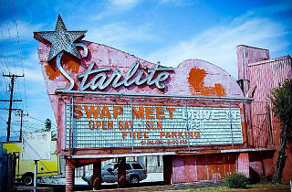 Blue Starlite Drive-In