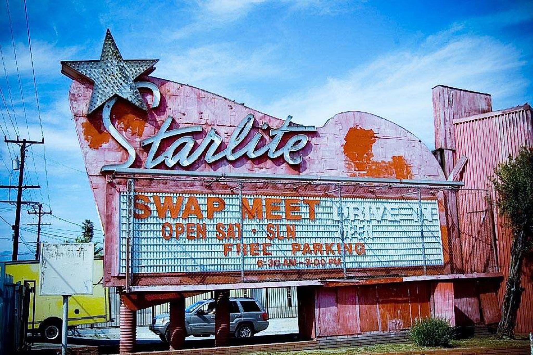 Blue Starlite Mini Urban Drive-In