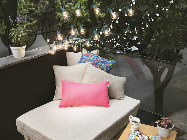 Ideas para decorar tu balcón