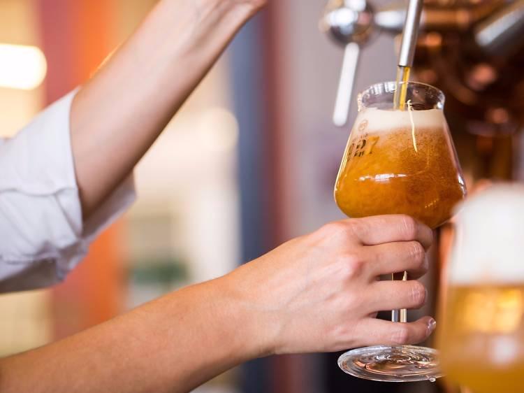A primeira Beer Experience Super Bock do Norte está aqui