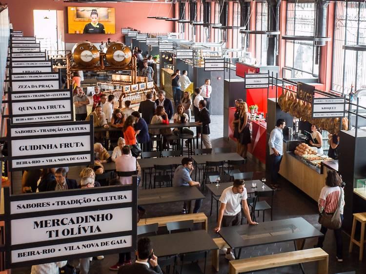 Tudo o que precisa de saber sobre o 'novo' Mercado Beira-Rio