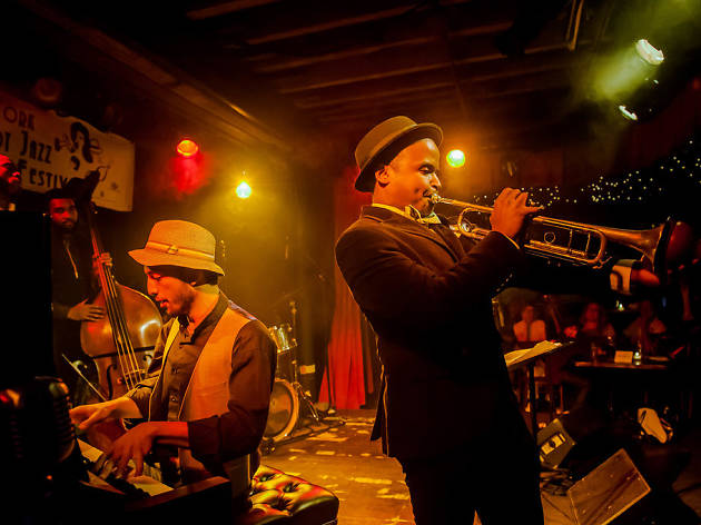 New York Hot Jazz Festival 2016