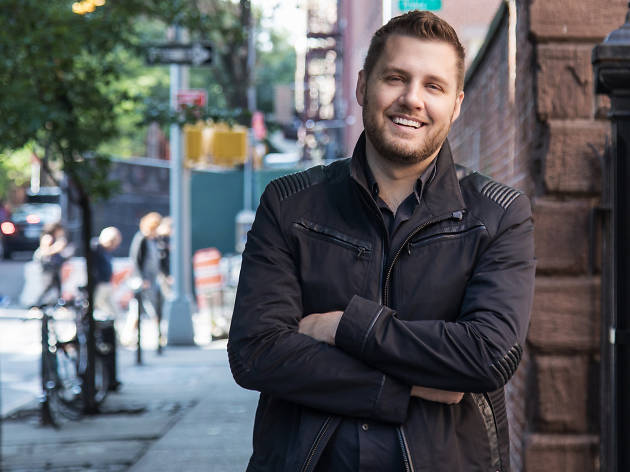 Mark Manson on the Subtle Art of Not Giving a F*ck
