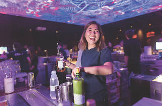 Zouk's Capital, Bartender for a Night
