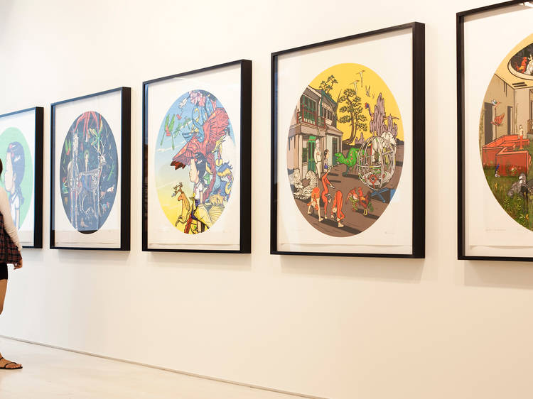 Marvel at contemporary Chinese art at White Rabbit