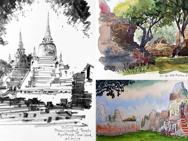 Ayutthaya Culture Explorers