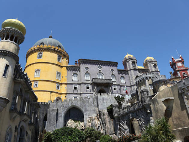 Lisbon private tours: Sintra, Cabo da Roca and Cascais day trip
