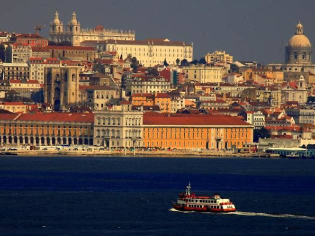 Lisbon private tours: Half-day private tour