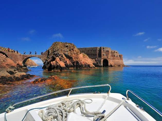 Lisbon private tours: Berlenga Grande island day trip