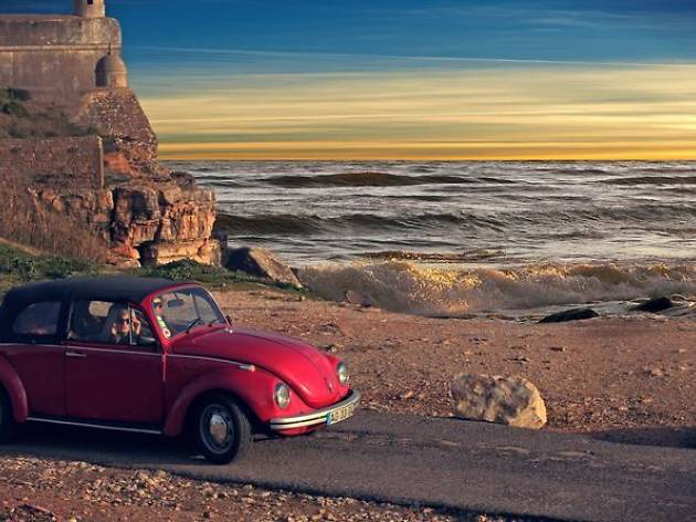 Lisbon private tours: Lisbon and Sintra sightseeing by Beetle