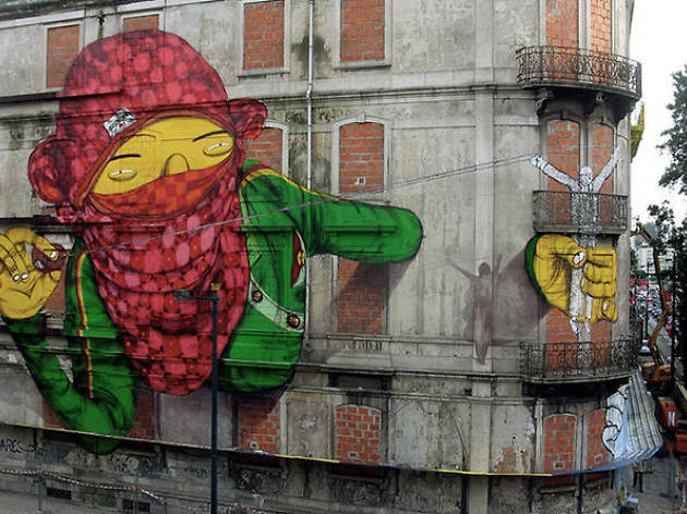 Lisbon private tours: The real Lisbon street art tour