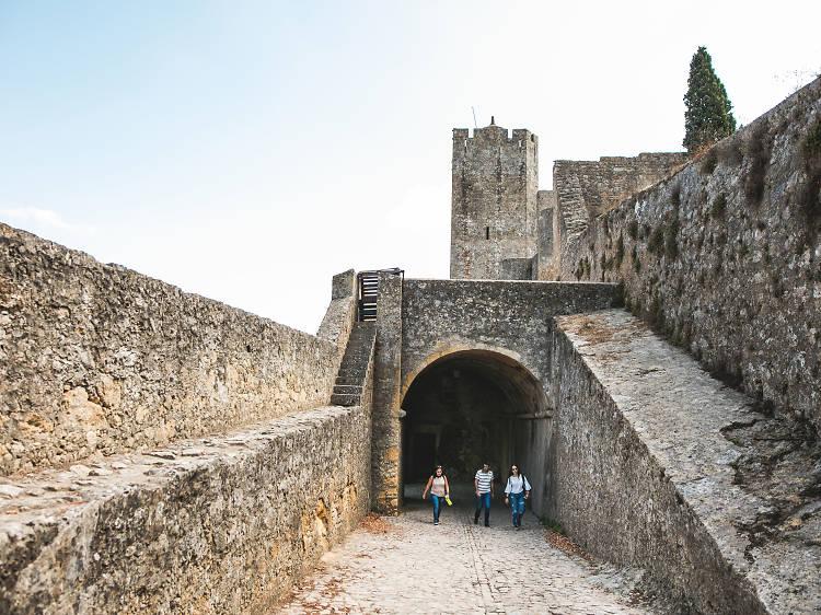 Pousada e Castelo de Palmela