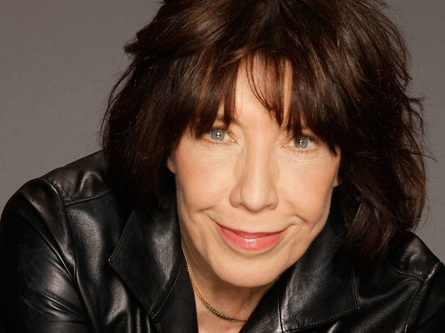 An afternoon with Lily Tomlin
