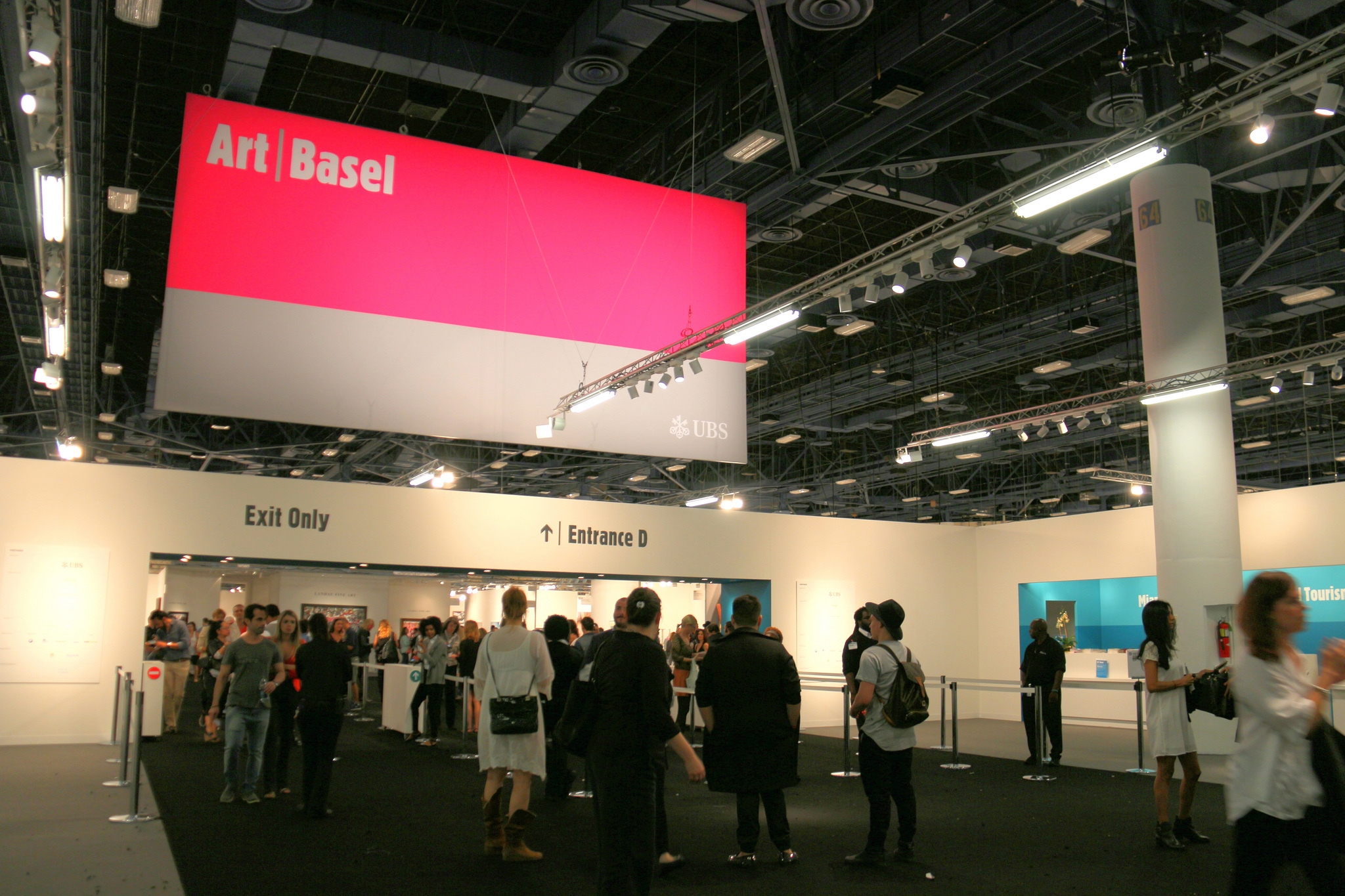Art Basel Miami Beach announces its gallery lineup for 2017