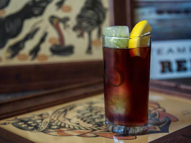 Grand Republic Cocktail Club