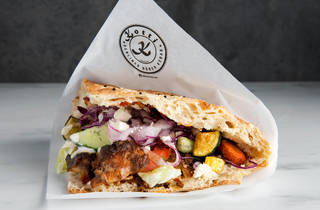 Kotti Berliner Döner Kebab