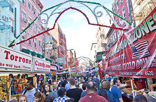 The Feast of San Gennaro kicks off in Little Italy tomorrow!