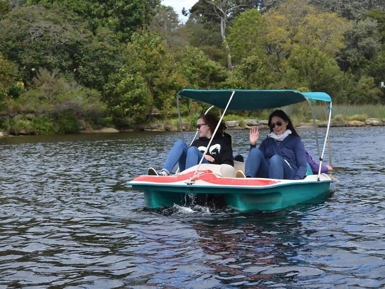 Parramatta Rowboats