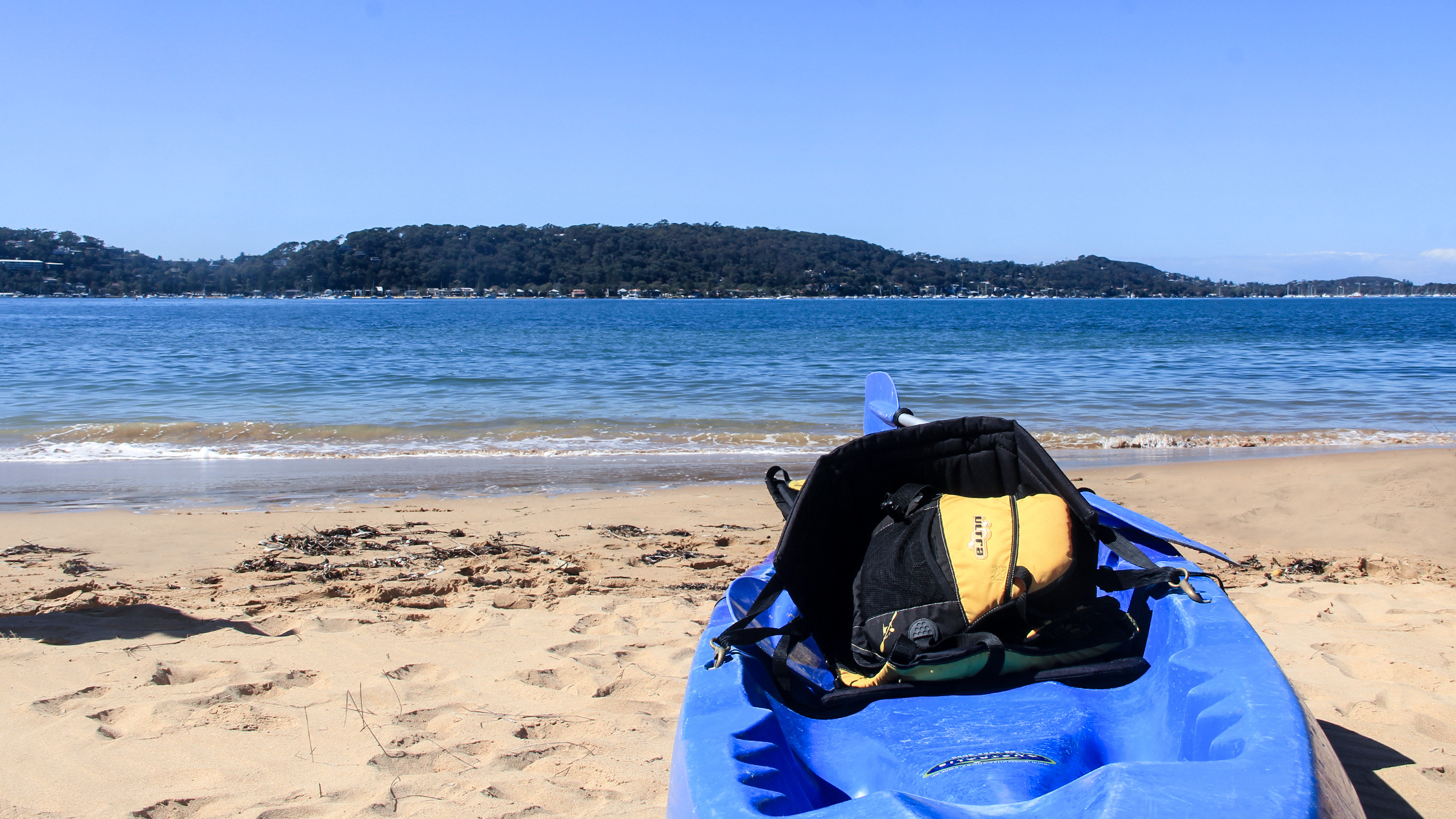 Pittwater Kayaking