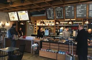 Soho Coffee Co. St Paul's