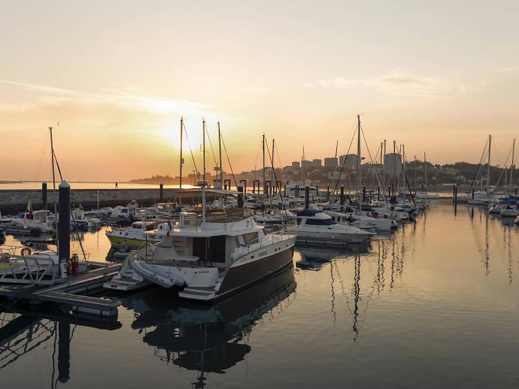 Os dez melhores sítios para ver o pôr-do-sol no Porto