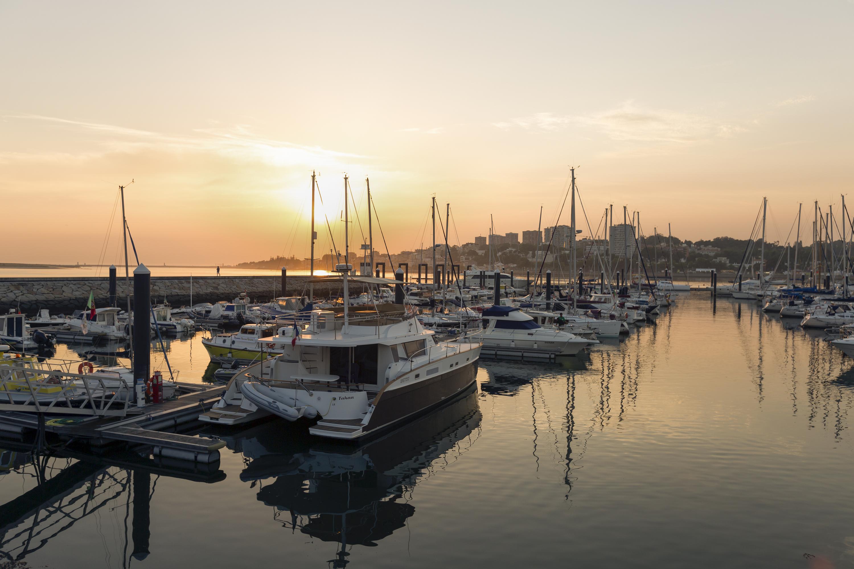 Pôr-do-sol - Douro Marina
