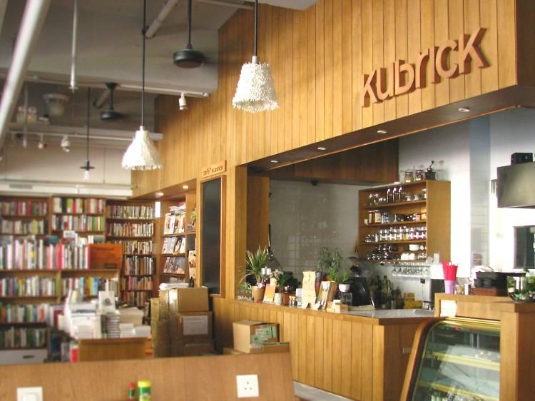 Kubrick Bookshop Cafe