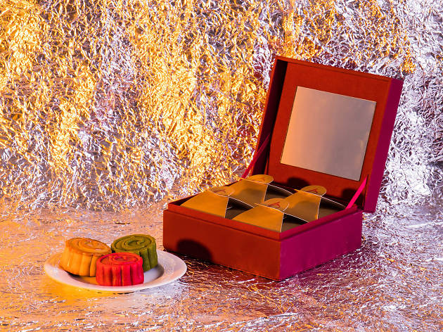Centara Hotels & Resorts moon cake