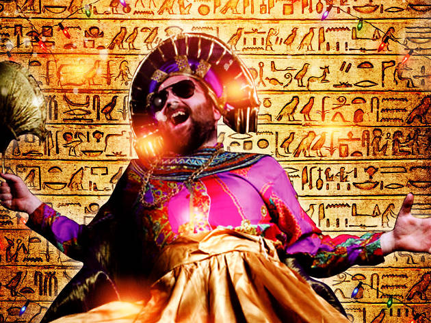 King Tut - A Pyramid Panto
