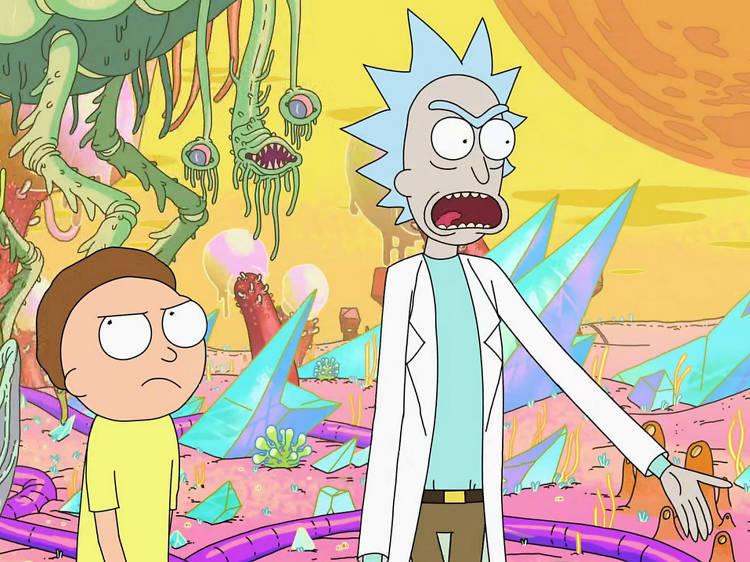 Rick And Morty. Cuarta temporada