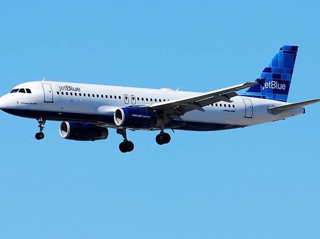 JetBlue pilot program