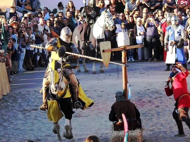 Feira Medieval da Alameda
