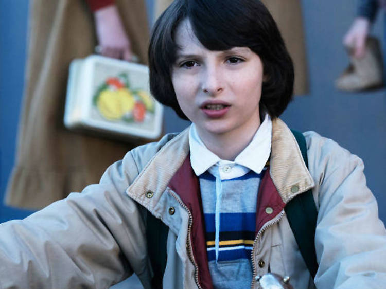 Mike está de luto por Eleven