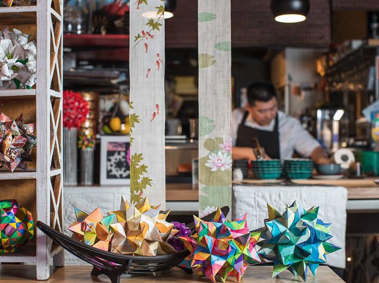 Goemon Sushi Café