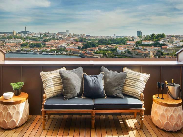 Entrámos no Torel Avantgarde, o novo cinco estrelas do Porto