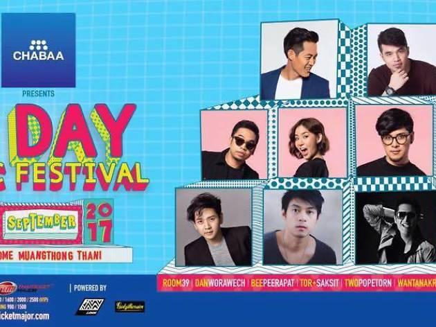 G-Day Music Festival