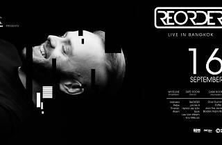 ReOrder Live in Bangkok